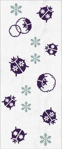 「雪花紋てんとう」林・恵子